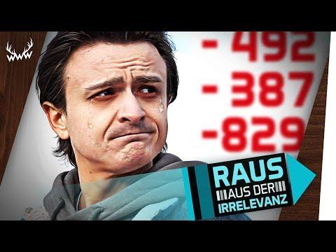 RAUS aus der IRRELEVANZ! (mit Dima)