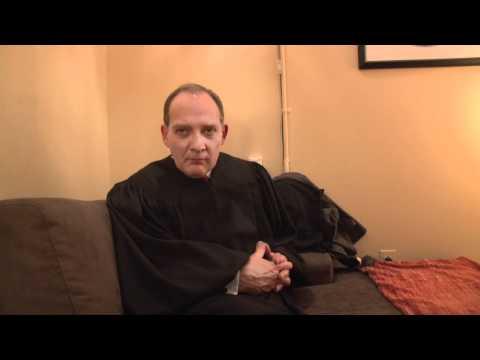 Zach Grenier on playing Law & Order SVU 's Judge Maranski