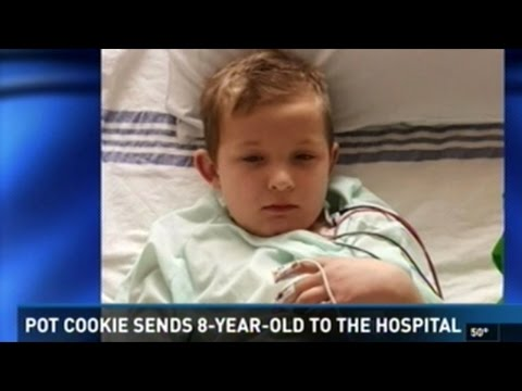 If Your Child Accidentally Eats A Marijuana Cookie PLEASE Don't Take Them To The Emergency Room