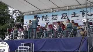 2013年5月3日、高萩市さくら宇宙公園にて常陸国風土記勅撰1300年記念祭「...
