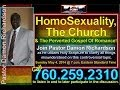 Homosexuality, The Church & The Perverted Gospel Of Romance - The LanceScurv Show