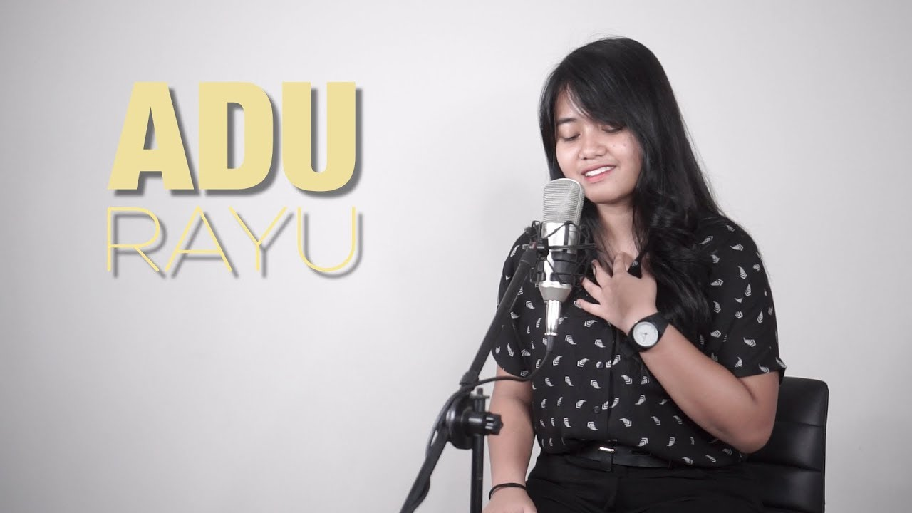 Adu Rayu - Yovie Tulus Glenn (Cover) by Hanin Dhiya - YouTube