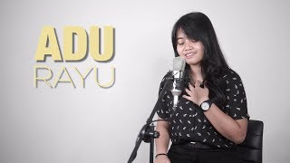 Gambar cover Adu Rayu - Yovie Tulus Glenn (Cover) by Hanin Dhiya