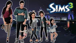 The Sims 3 | Abandonados | Conhecendo a Família Scott Ep:01