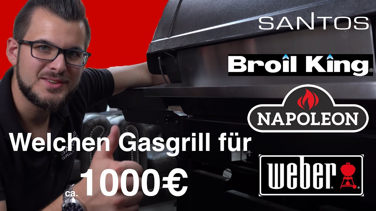 Rösle Gasgrill Vs Weber : Großer gasgrill vergleich weber vs broil king vs napoleon