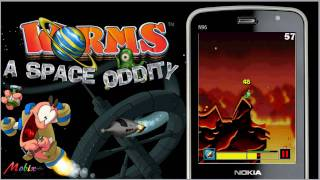 Worms 2008 : A Space Oddity Mobile Game [watch in HD]