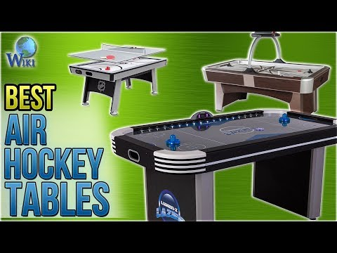 8 Best Air Hockey Tables 2018