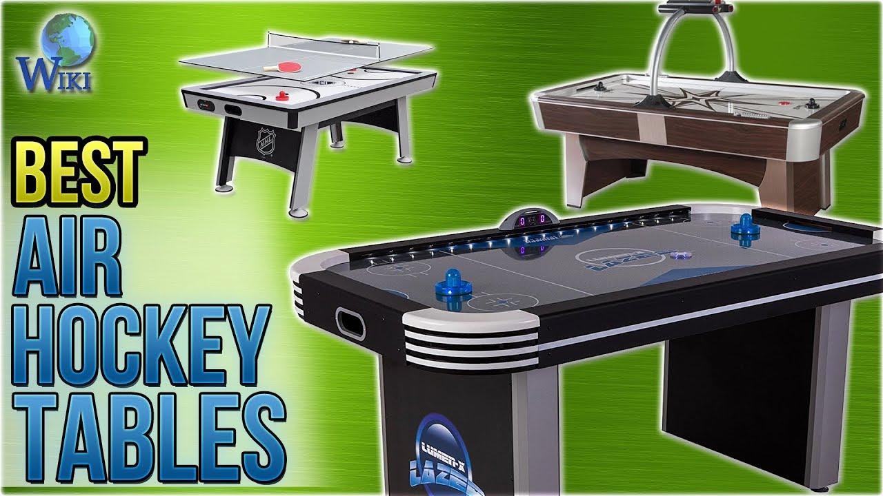 8 Best Air Hockey Tables 2018