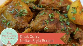 duck curry in hindi