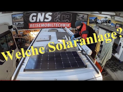 Welche Solaranlage brauche ich? Guido erklärt es euch!