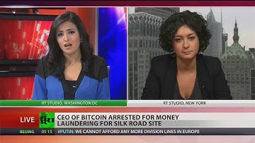 Bitcoin VIP charged with Silk Road money laundering