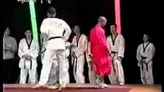Shaolin Monk vs Taekwondo Master (HQ) thumbnail