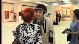 Exhibition Anna Ravliuc at the Parliament of Romania part 1 360p