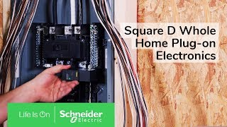 square d whole home plug on neutral electronics protective devices