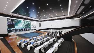 AAV + smart city management = WHAT? Check out this Smart City in China | EHang