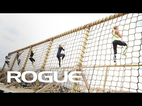 The O-Course — The 2017 CrossFit Games / 8k