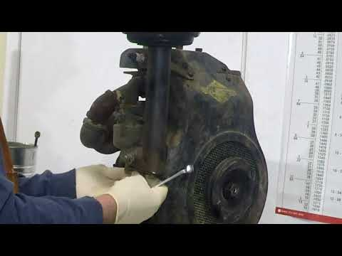 "Briggs & Stratton Model ""B"" Gas Engine - Part1"