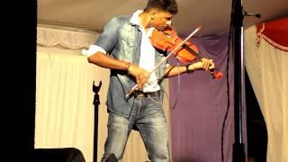 Sunn Raha Hai Na Tu Aashiqui 2 - Violin Cover - Yadhu Krishnan