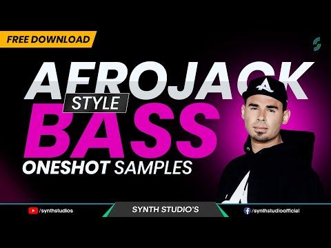 Afrojack Style Bass