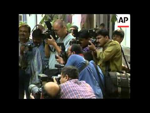 INDIA: CRICKET MATCH FIXING ALLEGATIONS: REPORT (V)