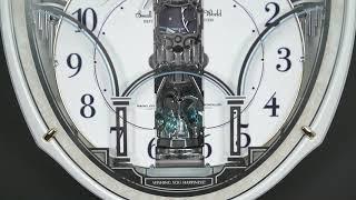 4MN553RH03 スモールワールドアルディN リズム時計 RHYTHM アルディ 検索動画 21