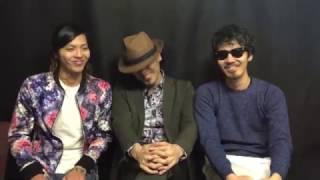 逗子三兄弟 ONEMAN LIVE TOUR~ROAD TO 紅白 2017~』を開催! ☆チケッ...