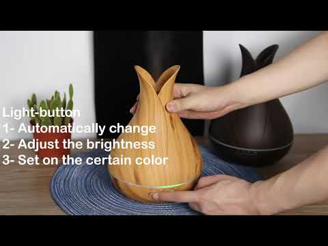 400ml-ultrasonic-air-humidifier-aroma-essential-oil-diffuser-reviews---buy-now