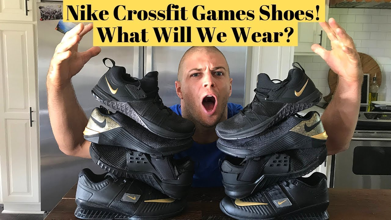 Nike Crossfit Games Shoes!! What Will