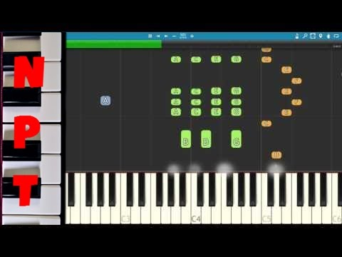 LunchMoney Lewis - Ain't Too Cool Piano Tutorial - How to play Ain't Too Cool on piano