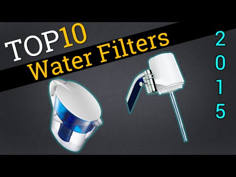 Top 10 Water Filters 2015 | Compare NSF Filters