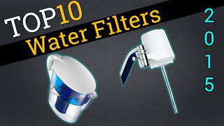 Top 10 Water Filters 2015 | Compare NSF Filters(More Info & Pics: https://ezvid.com/top-ten-water-filters YX YY | YW made with ezvid, free download at http://ezvid.com., 2014-11-19T21:20:41.000Z)