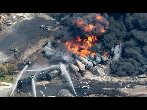 Lessons Of The  Lac-Mégantic Rail Workers Defense