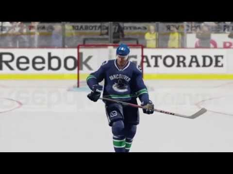 PS4 - NHL 15 - SHOOTOUT #5 Canucks vs. Predators