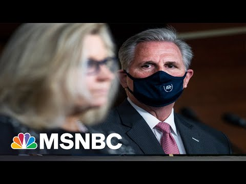 Velshi: The GOP's Identity Crisis   MSNBC