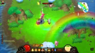 Diablo 3 Inferno Monk 10 Min Pony