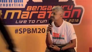 Fast&Up Running Talks Series - Part 1 (Bengaluru Marathon Expo - Oct 15, 2016)