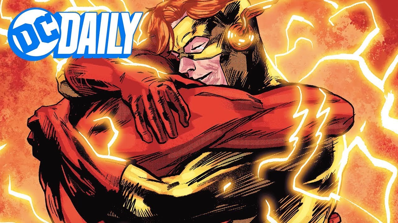 DC Daily Ep  156: SPOILERS! Tom King Talks About HEROES IN CRISIS #8