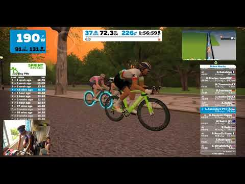 Zwift - z2 Endurance with EBH