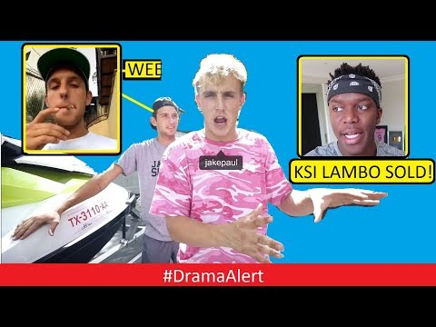 Jake Paul SAVES the WORLD! Team 10 HACKED! #DramaAlert KSI Diss Track & Shane Dawson!
