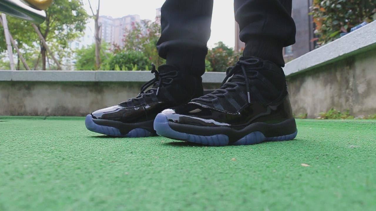 Air Jordan 11 Prom Night On Foot HD Review - YouTube 6e3dc4a12