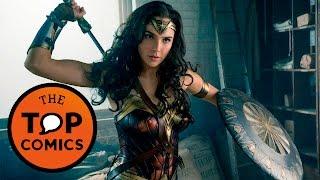 7 cosas que debes saber de la película de Wonder Woman