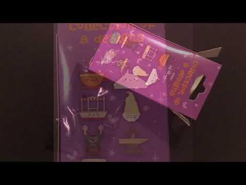 Disney Pin Mystery Box Opening - Kingdom Of Cute