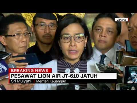 20 Anak Buahnya Jadi Korban Lion Air Jatuh, Ini Kata Sri Mulyani Mp3