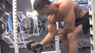 Fitness Philosophy Concentration Curl Thumbnail