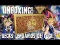 Nerd Unboxing - Decks Lendários de Yugi! Coleção mais que épica!