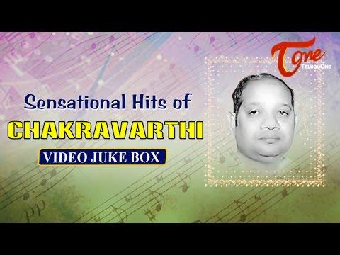 Sensational Hits of Music Director Chakravarthi    Video Songs Juke Box