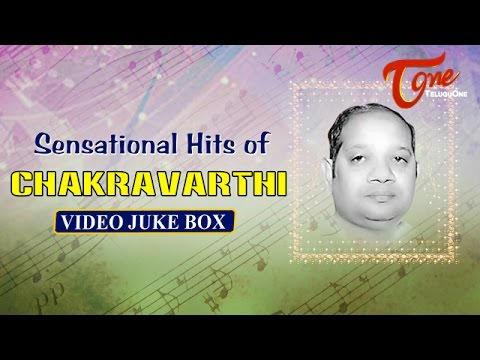 Sensational Hits of Music Director Chakravarthi || Video Songs Juke Box