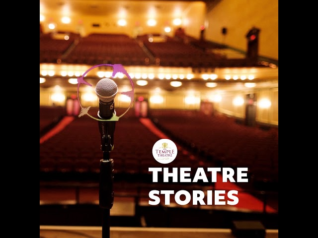 Theatre Stories - 01 - Jackie T