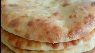 خبز رهيب رطب كالقطن محشي أو معمر بالبطاطس والجبن من أروع و الذ ما يكون من تقديم نادية