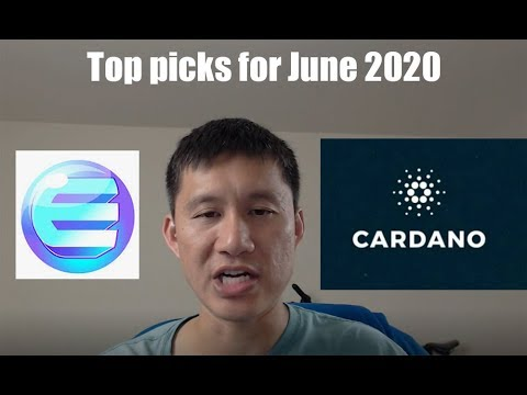 ADA, VET, ICX And My Top Crypto Picks For June 2020